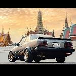 Kala Modifikasi Nissan Skyline R30 Nan Klasik Sentuh Daya 420 hp