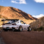 Mazda RX 7 1993 Coupe Bergaya Street Racing, Tenaganya Mencapai 815 hp