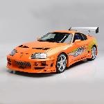 Toyota Supra Fast and Furious Milik Paul Walker Siap Dilelang