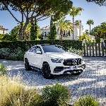 Spesifikasi The New Mercedes-AMG GLE 53 4MATIC+ Coupe