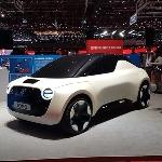 Pick Up Listrik Honda Desain Siswa Hadir di Swiss