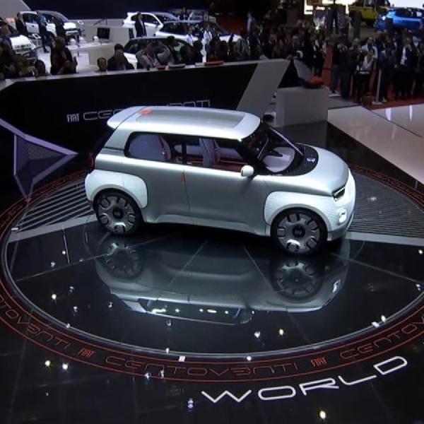 Fiat Akan Rilis Mobil Listrik Tahun 2021