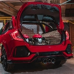Sadis, Civic Type R Dijadikan Pick Up!