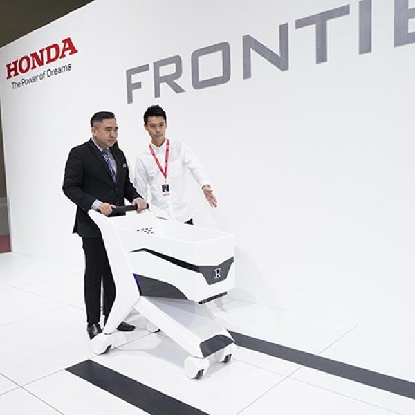 Ini Daftar Teknologi Honda Yang Dikenalkan di KLIMS 2018