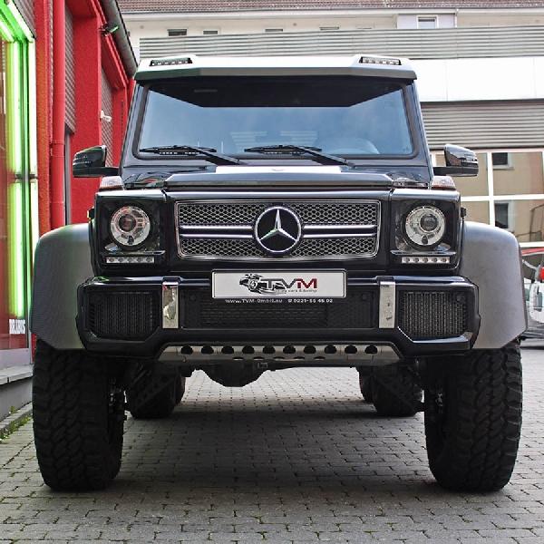 Ingin Mercedes G63 6x6? Inilah Kesempatan Untuk Memilikinya