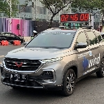 Wuling Partisipasi di Jakarta Electric Marathon