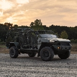 Chevy ZR2 Resmi Jadi Mobil Tempur Tentara