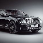 Bentley Rayakan 100 Tahun dengan Mulsanne W.O Edition