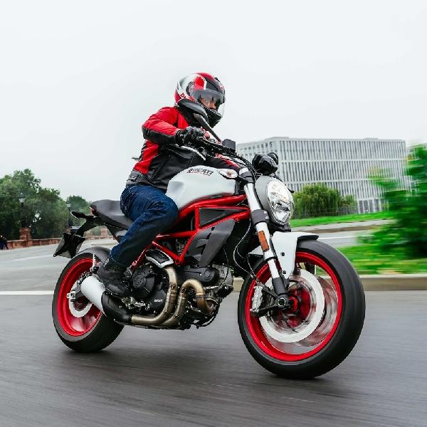 Ducati Monster 797 Kini Makin Terjangkau