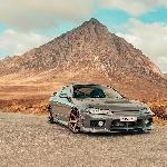 Modifikasi Brilian Nissan Silvia S15 Swap LS2 V8 untuk Drift dari Skotlandia