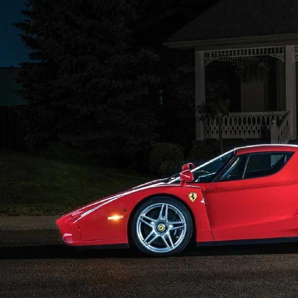 Fantastis! Ferrari Enzo Langka Terjual seharga Rp 55 Miliar!