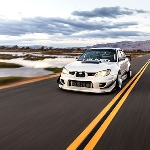 Tranformasi Subaru WRX STI di Negeri Paman Sam
