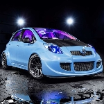 Modifikasi  Outside of the Box, Toyota Yaris Turbo Ini Bertenaga 400 HP