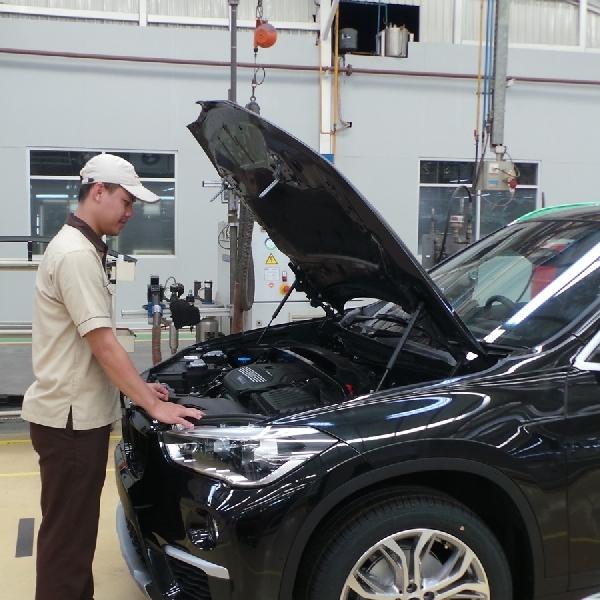Melirik Fasilitas Produksi BMW Production Network 2