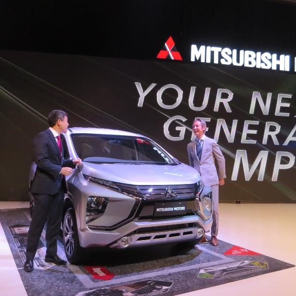 Next Generation MPV Akhirnya Diperkenalkan Mitsubishi
