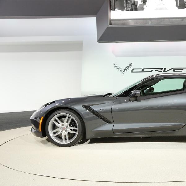Software Baru Magnetic Ride Control Menambah Balancing pada Corvette C7