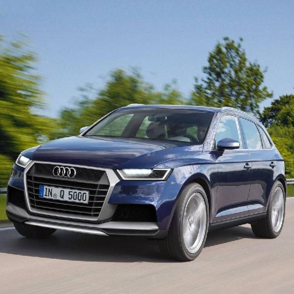 The New Audi Q5 akan Lahir di Meksiko