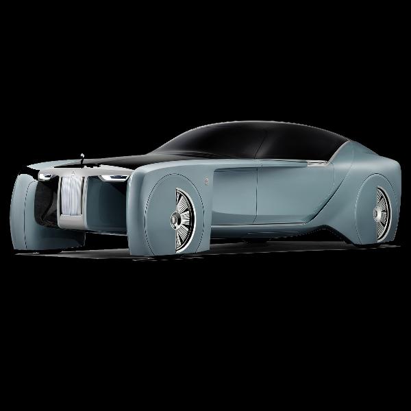 Konsep Rolls Royce 103EX Diperkenalkan di AS
