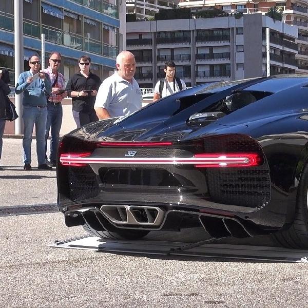 Begini Kalau Bugatti Chiron Kena Recall