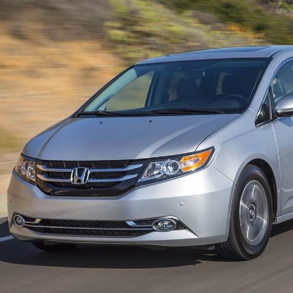 Honda AS Recall Odyssey