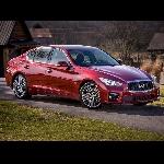 Infiniti Tawarkan Sport Exhaust Kit untuk Q60 dan Q50