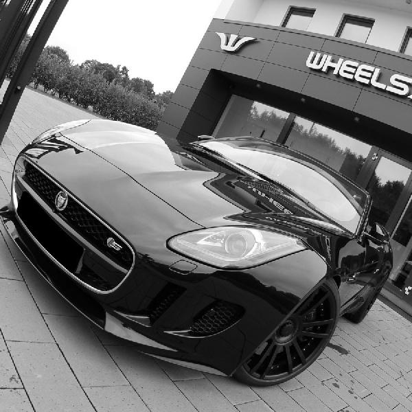 Wheelandmore buat Jaguar F-Type S Semakin Buas
