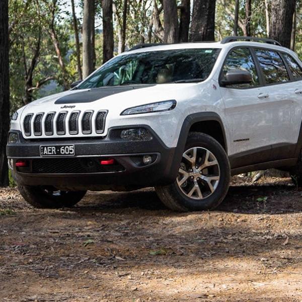 Jeep Grand Cherokee Terkena Recall ke-20