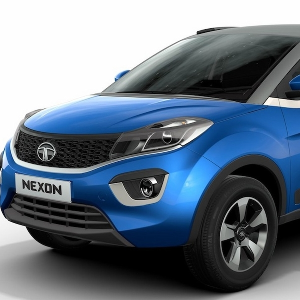 Tata Kenalkan Mobil Listrik Nexon