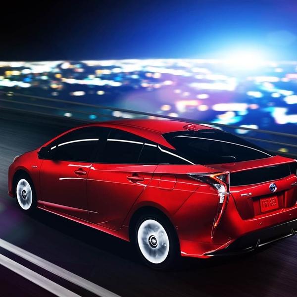 Toyota Prius Generasi Keempat Ternyata Terinspirasi dari Lady Gaga