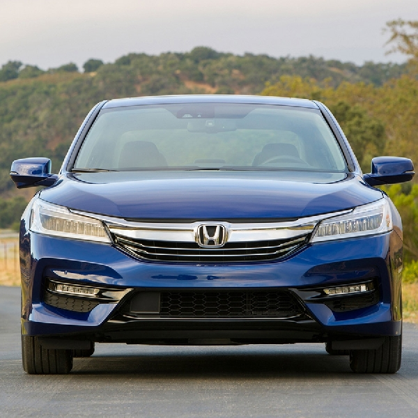 All New Honda Accord Hybrid Dirilis di Amerika Serikat