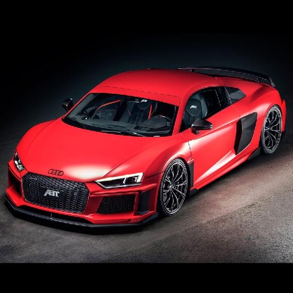 Modifikasi Audi R8 oleh ABT Sportsline