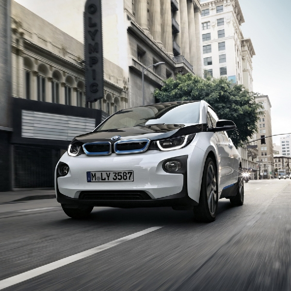 BWM Siapkan i3 S Electric Hot Hatch
