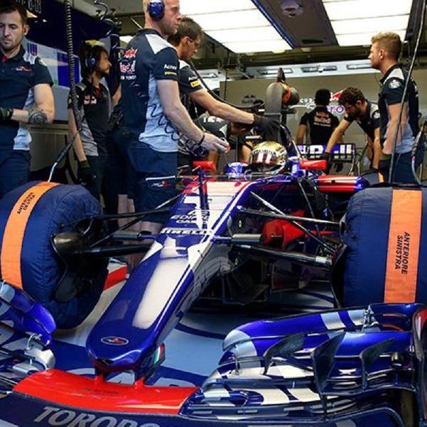 Dapat Jatah di FP1- Gelael Akan Tambah Jam Terbang di Formula 1