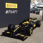F1: Musim 2017 - Mobil Balap Formula 1 akan Berbobot Lebih Berat