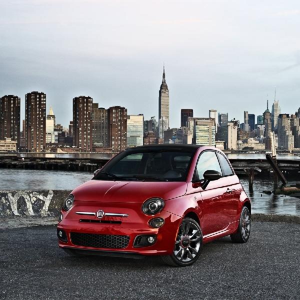 Fiat 500 dapatkan Tiga Penyegaran Tampilan