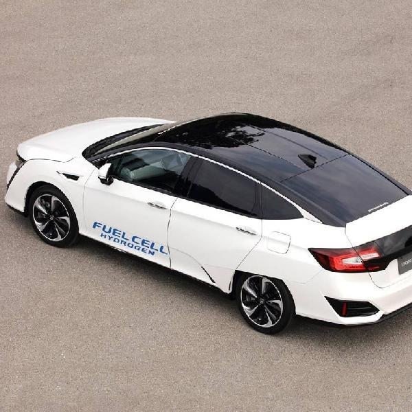 Honda Luncurkan Clarity Fuel Cell di Amerika Serikat