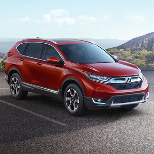 Honda CR-V 2017 Mulai Diproduksi di Ahio
