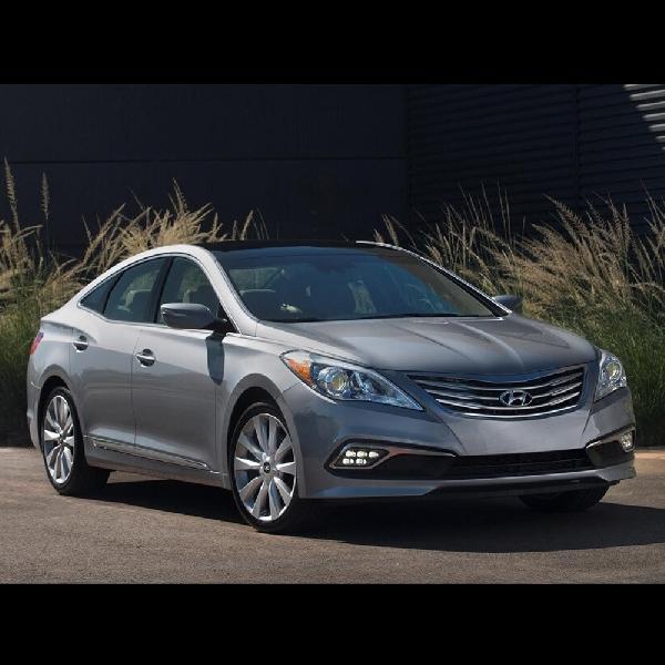 Hyundai akan Suntik Mati Azera?