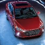 Hyundai Elantra 2017 Akan Bawa Fitur CarPlay dan Android Auto