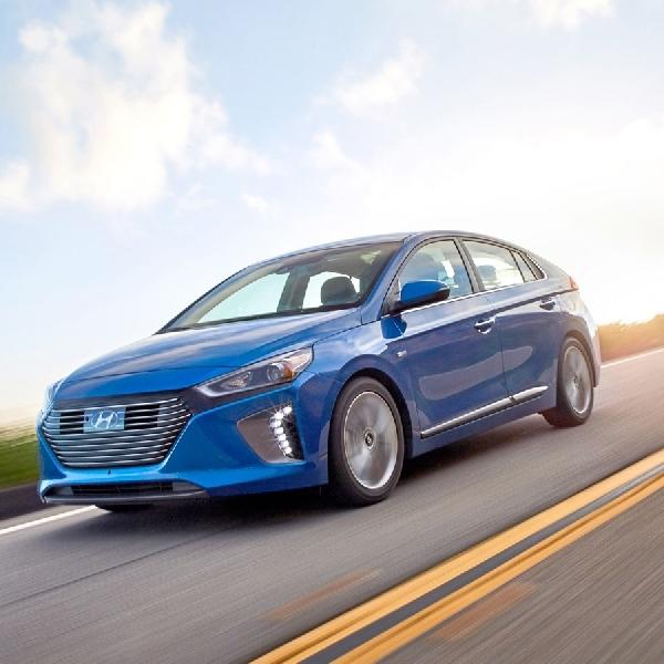 Hyundai Ioniq Electric Kekurangan Pasokan Baterai