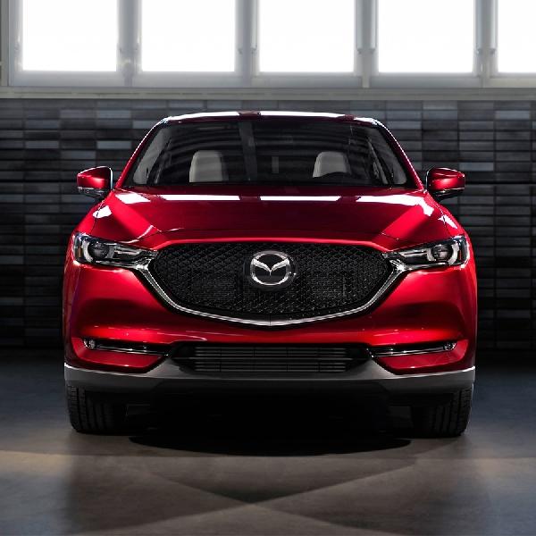 Mulai Diproduksi-Mazda CX-5 Siap Dijual Februari 2017
