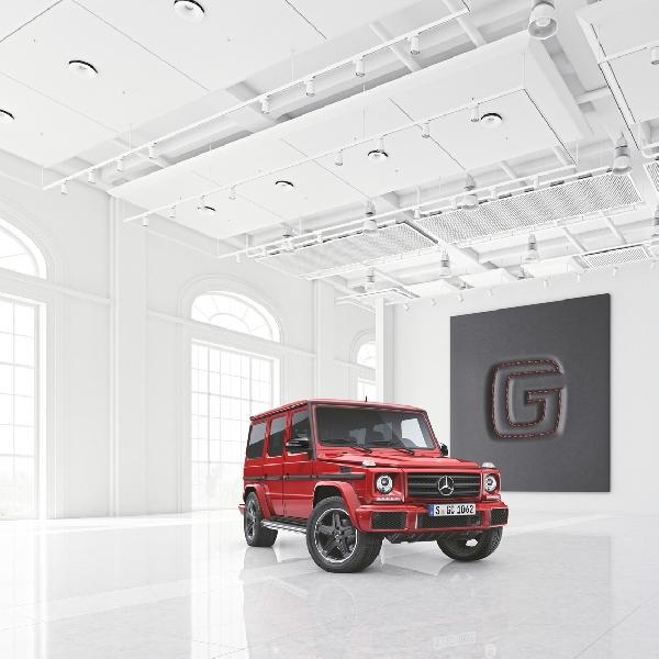 Mercedes Kenalkan Dua Edisi Khusus G-Class