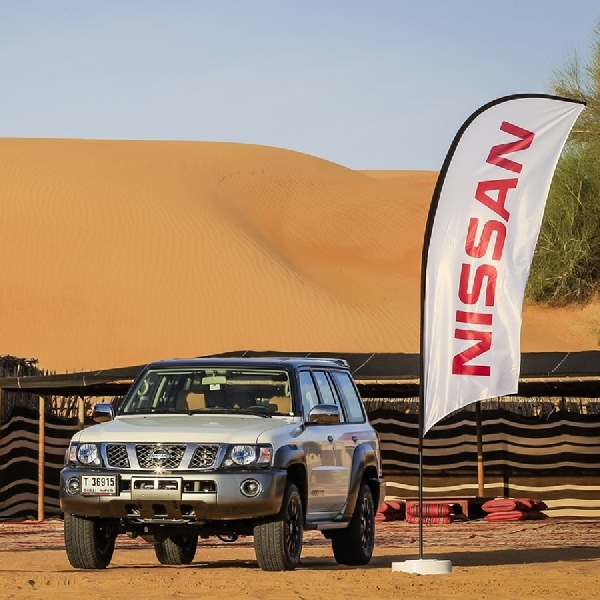Nissan Patrol Super Safari - Khusus Kawasan Timur Tengah