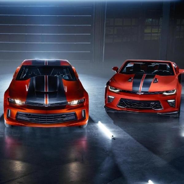 Chevrolet Memodifikasi Camaro Edisi COPO