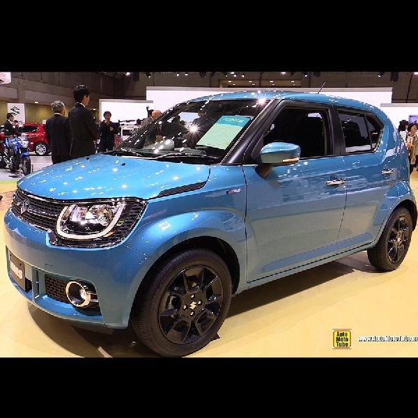 2017, Suzuki Siap Luncurkan Varian Hybrid