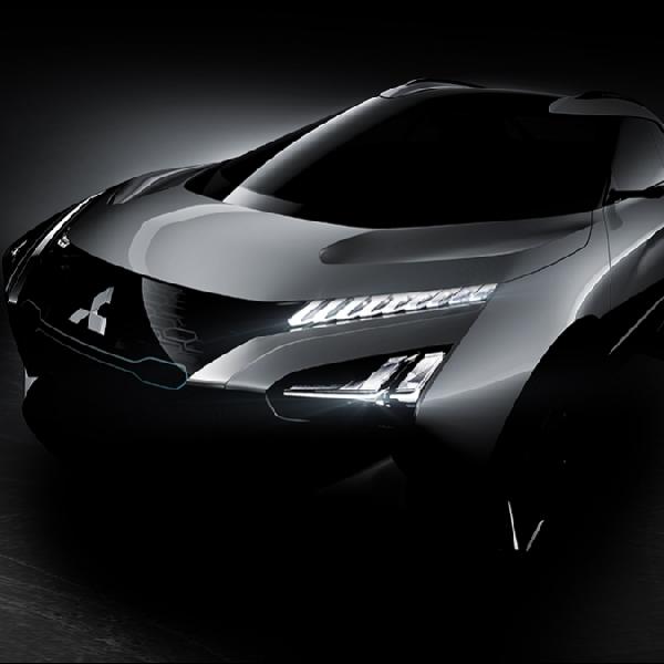 Canggihnya Mitsubishi E-Evolution Concept