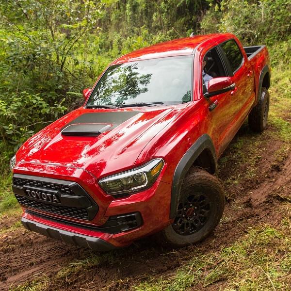Jagoan Off-Road Toyota Tacoma 2018, Ini Spesifikasi dan Fiturnya