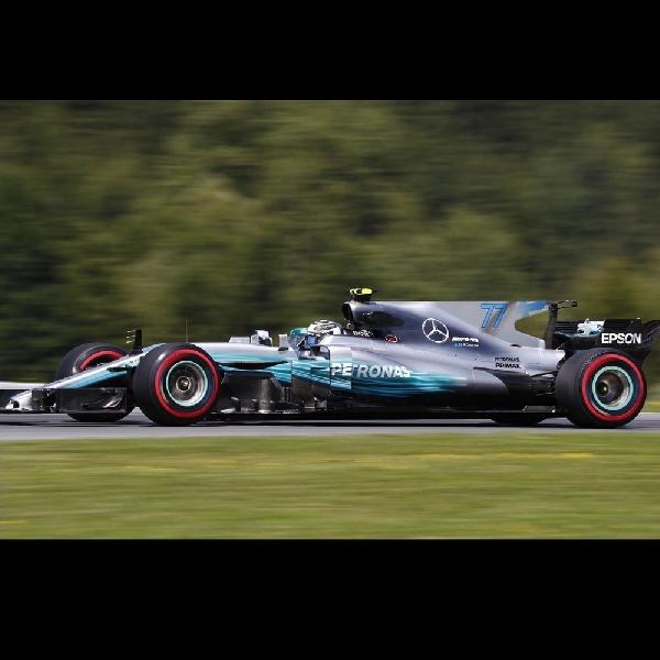 F1: Bottas Tidak Mau Jadi Pebalap Bayangan
