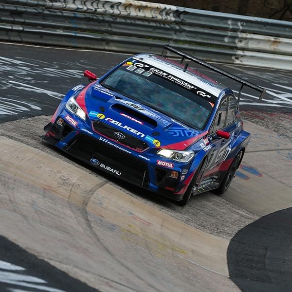 Subaru Catat Rekor Tercepat di Nurburgring