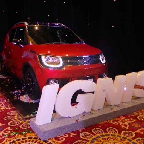 Suzuki Ignis Resmi Hadir di Indonesia